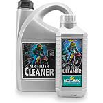 Motorex Bio Air Filter Cleaner - 1 Liter - Motorex Dirt Bike Fluids and Lubricants
