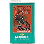 Motorex Racing Bio Liquid Power Air Filter Oil - 1 Liter -  ATV Fluids and Lubricants