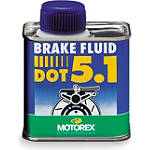 Motorex DOT-5.1 Brake Fluid - 250ml - MOTOREX-DOT4 Motorcycle brake-fluid