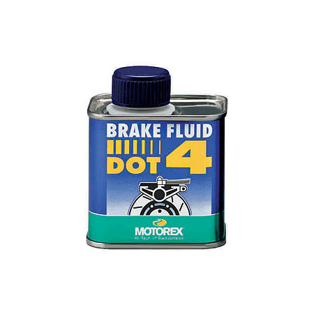 Motorex DOT-4 Brake Fluid - 250ml - Main