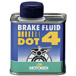 Motorex DOT-4 Brake Fluid - 250ml - Repsol Moto DOT4 Brake Fluid - 500ml