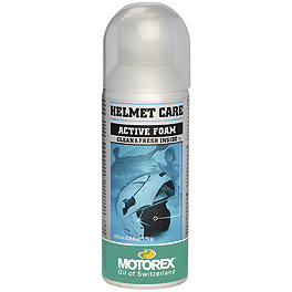 Motorex Helmet Care Spray - 200ml - Helmet Cleaner - 4oz