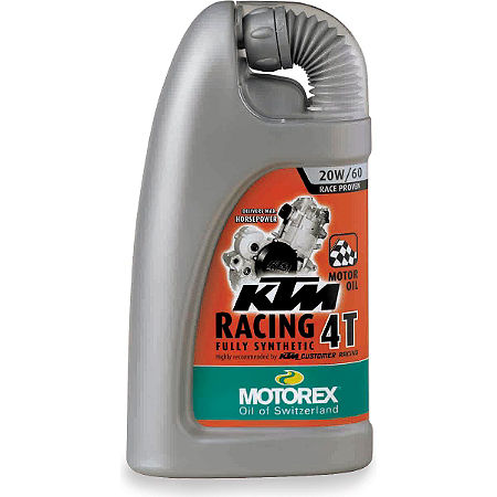 Motorex KTM Racing 4T Oil - Main