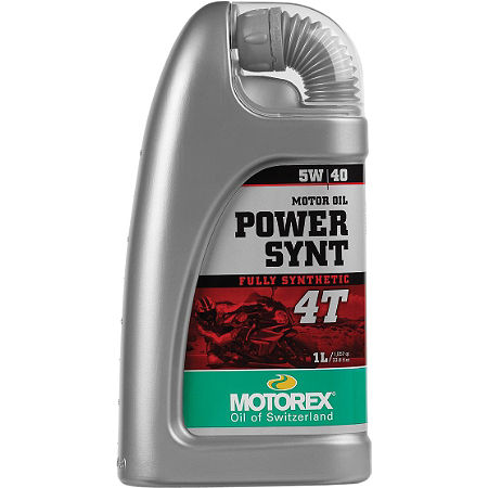 Motorex Power Synt 4T Oil - Main