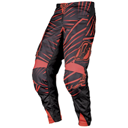 2012 MSR Youth Axxis Pants - 2011 Thor Youth Phase Pants - Scribble