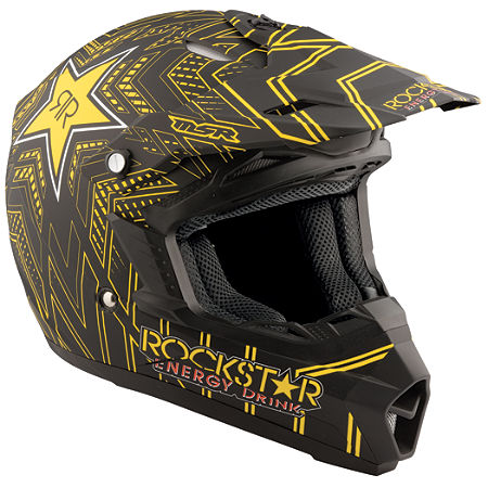 2012 MSR Youth Assault Helmet - Rockstar - Main