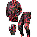 2012 MSR Youth Axxis Combo - MSR Dirt Bike Pants, Jersey, Glove Combos