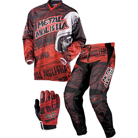 2012 MSR Youth Metal Mulisha Combo - Main