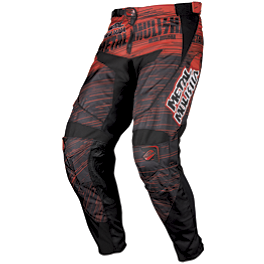2012 MSR Youth Metal Mulisha Pants - 2011 Fly Racing Youth Kinetic Pants