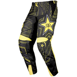 2012 MSR Youth Rockstar Pants - 2011 One Industries Youth Carbon Pants - Hart & Huntington