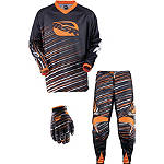 2013 MSR Youth Axxis Combo - MSR Dirt Bike Pants, Jersey, Glove Combos