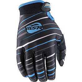 2013 MSR Youth Axxis Gloves - 2013 KTM Powerwear Youth Spectrum Gloves
