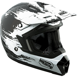 2013 MSR Youth Assault Helmet - 2014 Fly Racing Youth Kinetic Inversion Helmet