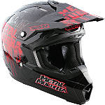 2013 MSR Youth Assault Helmet - Metal Mulisha Broadcast - MSR Dirt Bike Helmets and Accessories