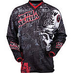 2013 MSR Youth Metal Mulisha Broadcast Jersey - MSR-METAL-MULISHA ATV pants,-jersey,-glove-combos