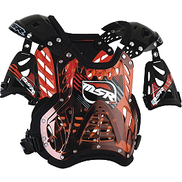 2013 MSR Youth Impact Deflector - 2013 Fox Youth 180/HC/Dirtpaw Combo - Honda