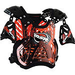 2013 MSR Youth Impact Deflector -  Motocross Chest and Back Protection