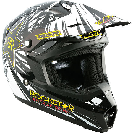 2013 MSR Youth Assault Helmet - Rockstar - Main