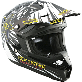 2013 MSR Youth Assault Helmet - Rockstar - 2012 Thor Youth Quadrant Helmet - Rockstar