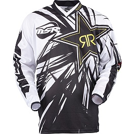 2013 MSR Youth Rockstar Jersey - 2013 Answer Youth Rockstar MSN Collaboration Jersey