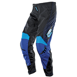 2014 MSR Youth Axxis Pants - 2014 MSR Youth Assault Helmet