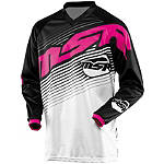 2014 MSR Girl's Starlet Jersey - MSR Dirt Bike Riding Gear