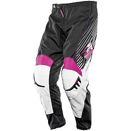 2014 MSR Girl's Starlet Pants - Fly Racing Quick Draw Bag