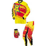 2014 MSR Youth Rockstar Combo -  Dirt Bike Pants, Jersey, Glove Combos