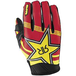 2014 MSR Youth Rockstar Gloves - 2014 Answer Youth Rockstar Vented Jersey