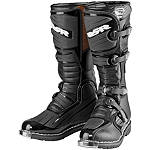 2014 MSR Youth VX1 Boots - Dirt Bike Riding Gear