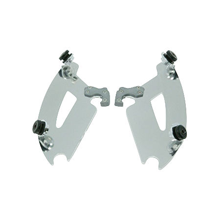 Memphis Shades Trigger-Lock Plate-Only Kit For Bullet Fairing - Main