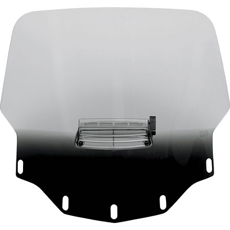 Memphis Shades Tall Vented Windshield - Main