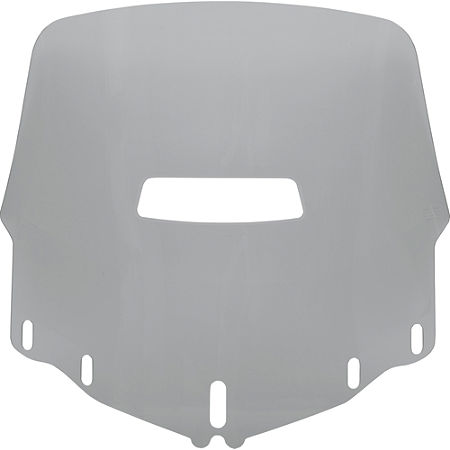 Memphis Shades Tall Windshield With Vent Hole - Main