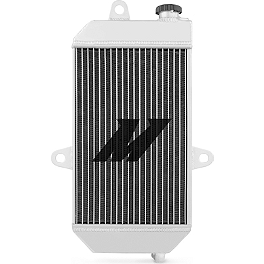 Mishimoto Aluminum Radiator - Moose Hi-Performance Cooling Fan