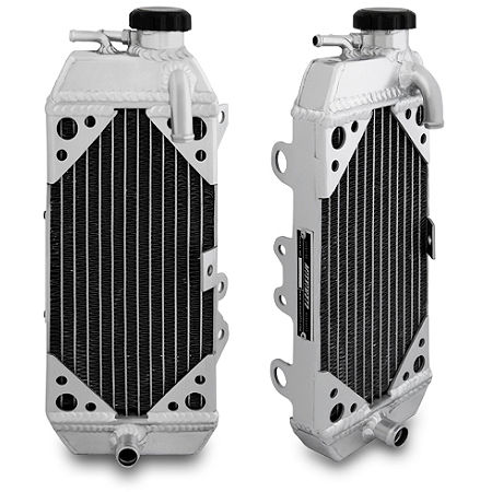 Mishimoto X Braced Radiator - Main