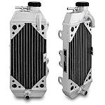 Mishimoto X Braced Radiator - Dirt Bike Radiators and Accessories