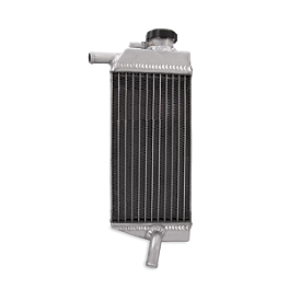 Mishimoto Radiator - Left - Fluidyne Radiator - Left