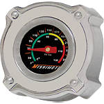 Mishimoto Temperature Gauge 1.3 Bar Rated Radiator Cap Small - ATV Radiators and Accessories