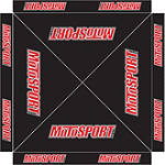 MotoSport 10x10' Custom Top With Screen Print - MotoSport Motorcycle Tools and Maintenance