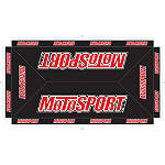MotoSport 10x20' Custom Top With Dye Sublimated - MotoSport Motorcycle Tools and Maintenance
