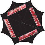 MotoSport Custom Printed Golf Umbrella - Dirt Bike Umbrellas