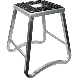 Motosport Aluminum Dirt Bike Stand - Fork Rod Holder