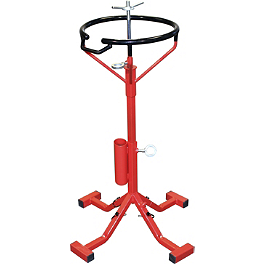 MotoSport Tire Changing Stand - MSR Tire Changing Stand