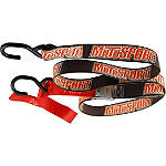 MotoSport Powertye Tiedowns - Hook - Utility ATV Tie Downs and Anchors