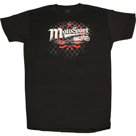 MotoSport Speed T-Shirt - Main