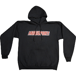 MotoSport Hoody - FMF Strike Zip Fleece Hoody