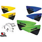 MSR Brush Guard Kit -  Motocross Hand Guards for Dirt Bikes