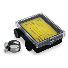 MSR Roll Sheet Holder - MSR Stainless Oil Filter - 2nd Filter