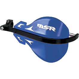 MSR D-Flector Shields - MSR Evolution Handguard Replacement Clamp Mount Set - Magura Or Tag 1-1/8