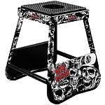 MSR Metal Mulisha Moto Stand - Dirt Bike Stands, Motocross Ramps & Accessories